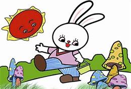 小白兔和狐狸