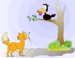 小狐狸与小乌鸦