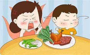 别光吃肉不吃蔬菜