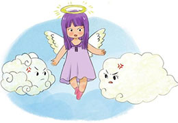 合格的小天使