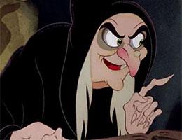 不得了的倔巫婆