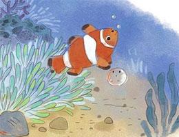 来自海底的泡泡