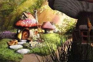 蘑菇村的巫婆