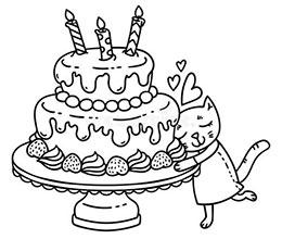 猫妈妈的生日