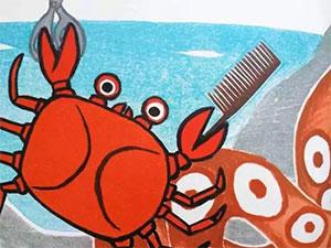 螃蟹的生意