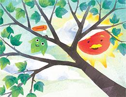 树叶的旅行