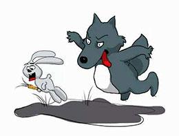 兔山上没有狼