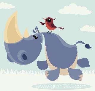 犀牛和朋友