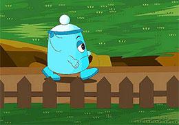 小水壶迷路