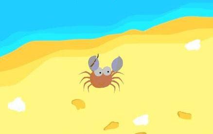 爱写诗的小螃蟹