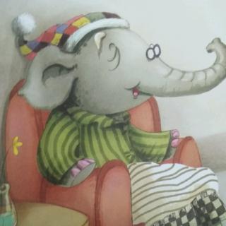 大象爷爷的睡帽