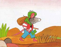 青蛙弗洛格去旅行