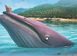 海螺与鲸鱼