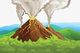 火山是个暴脾气
