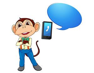 通信大王小猴子