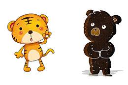 黑熊和老虎:我们是最好的朋友吗