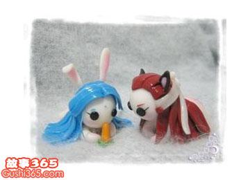 好小狼和坏小兔