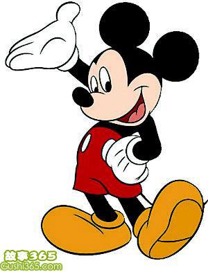 迪斯尼与米老鼠