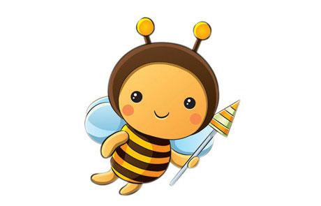 小蜜蜂的伤心事