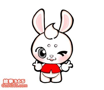 胆小的兔子
