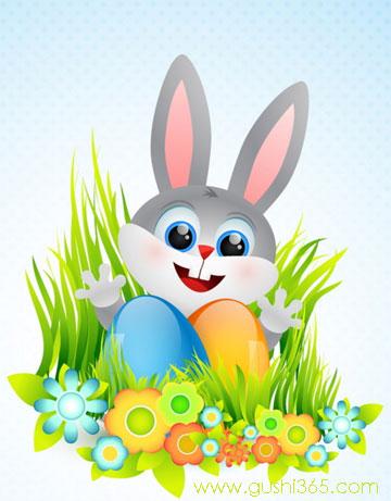 小兔子再也不挑食了