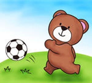 爱哭的小熊