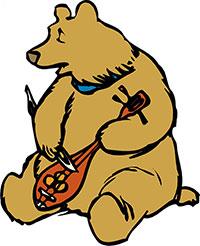 大熊的歌声