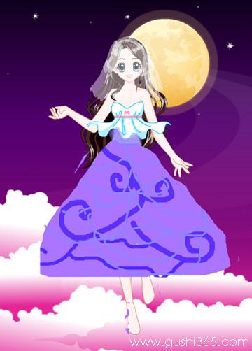 公主眼中的月亮
