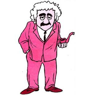 爱因斯坦█■▄:别人不是你的镜子