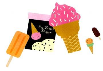 冰淇淋大餐