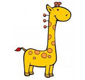 长颈鹿找朋友