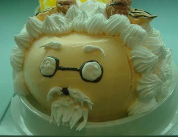 小刺猬的蛋糕王冠