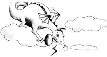 雷龙简笔画-儿童睡前故事