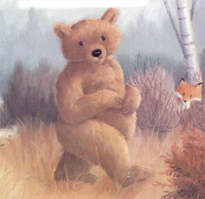 大棕熊的秘密