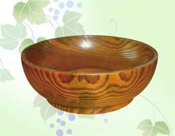 关于孝敬老人的故事:一只木碗