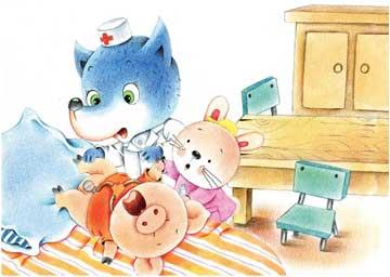 """胖猪:我不想当""""病人"""""""