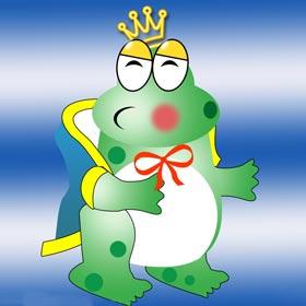 青蛙妈妈鼓肚皮