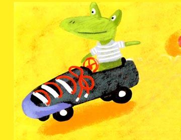 青蛙先生的赛车