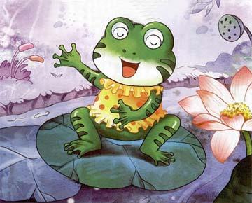 小青蛙的演唱会