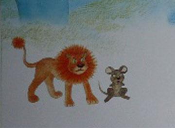 会变大变小的狮子(狮子特鲁鲁)