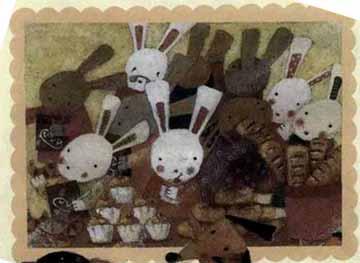 兔奶奶的面包屋