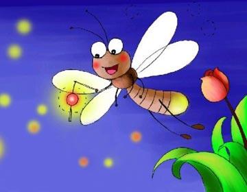 提着灯笼的蚊子