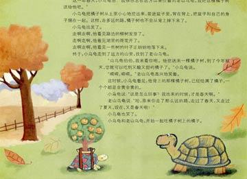小乌龟的橘子树