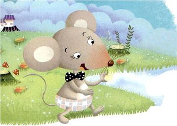 小老鼠的珍珠