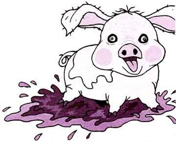 儿童童话故事小白兔和小胖猪