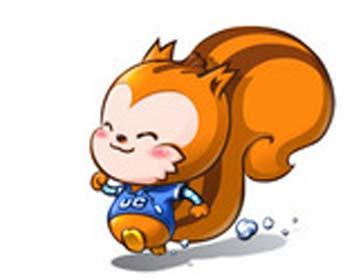 机灵可爱的小松鼠高清壁纸图片大全
