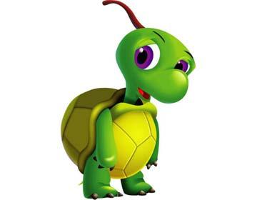聪明的小乌龟