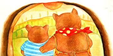 想看冬天的小熊