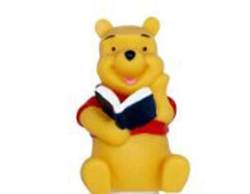 愛讀書的小熊