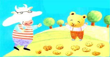傻小熊和马铃薯